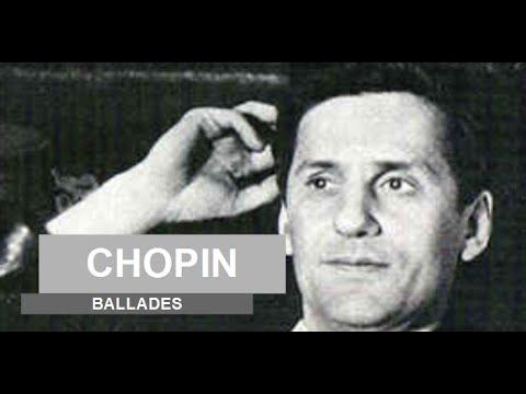Chopin, Ballades ( extracts ) / Vladimir Sofronitsky