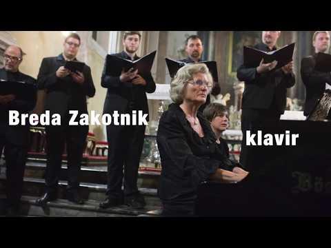 Anton Bruckner, Mitternacht WAB 80, VAL - Vokalna akademija Ljubljana, dir. Stojan Kuret