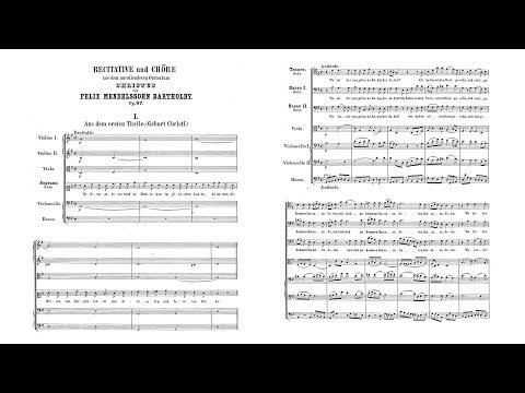 Felix Mendelssohn – Christus