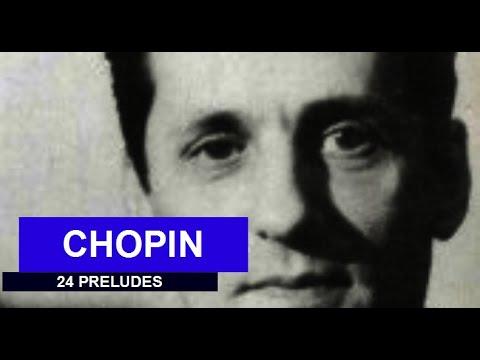Chopin, 24 Preludes, Op.28 / Vladimir Sofronitsky ( 1949 )