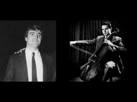 Brahms - Leonard Rose, Jean-Bernard Pommier (1982) Cello Sonata No.1, Op.38