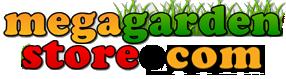 Mega Garden Store Logo