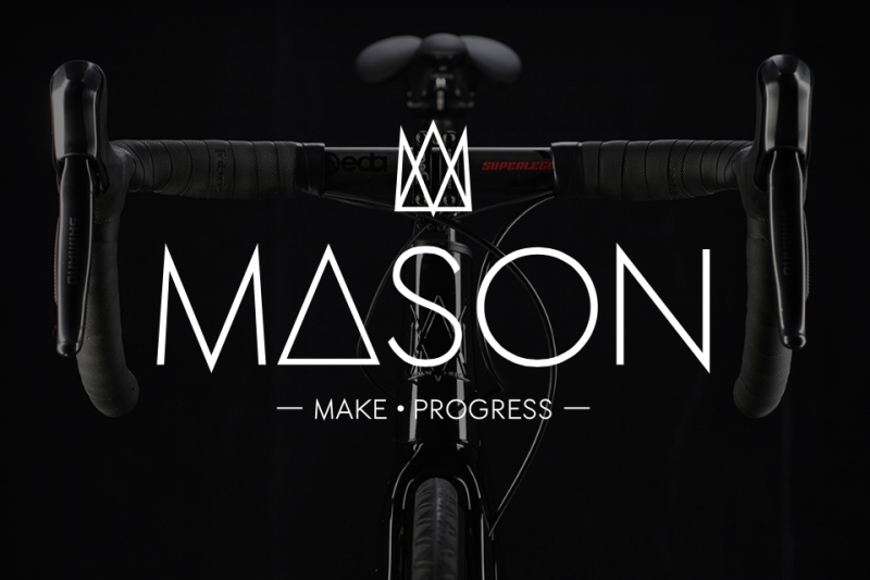 Mason Cycles Logo