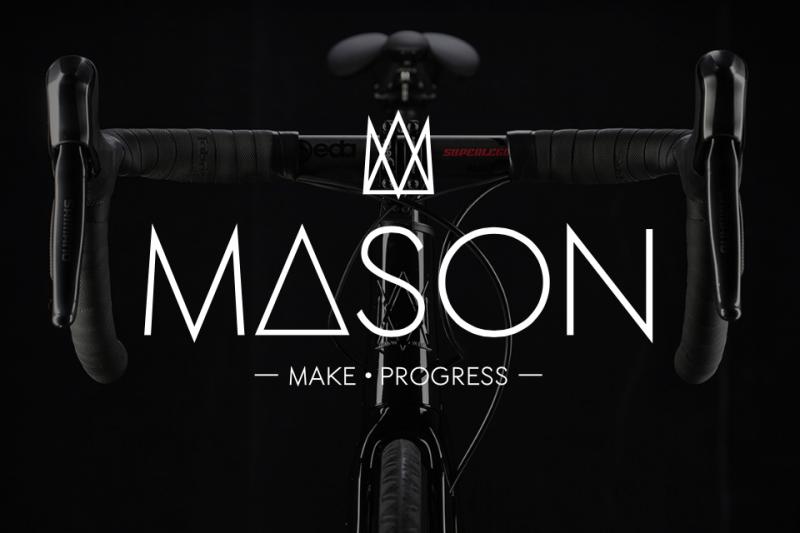 Mason Cycles Logo