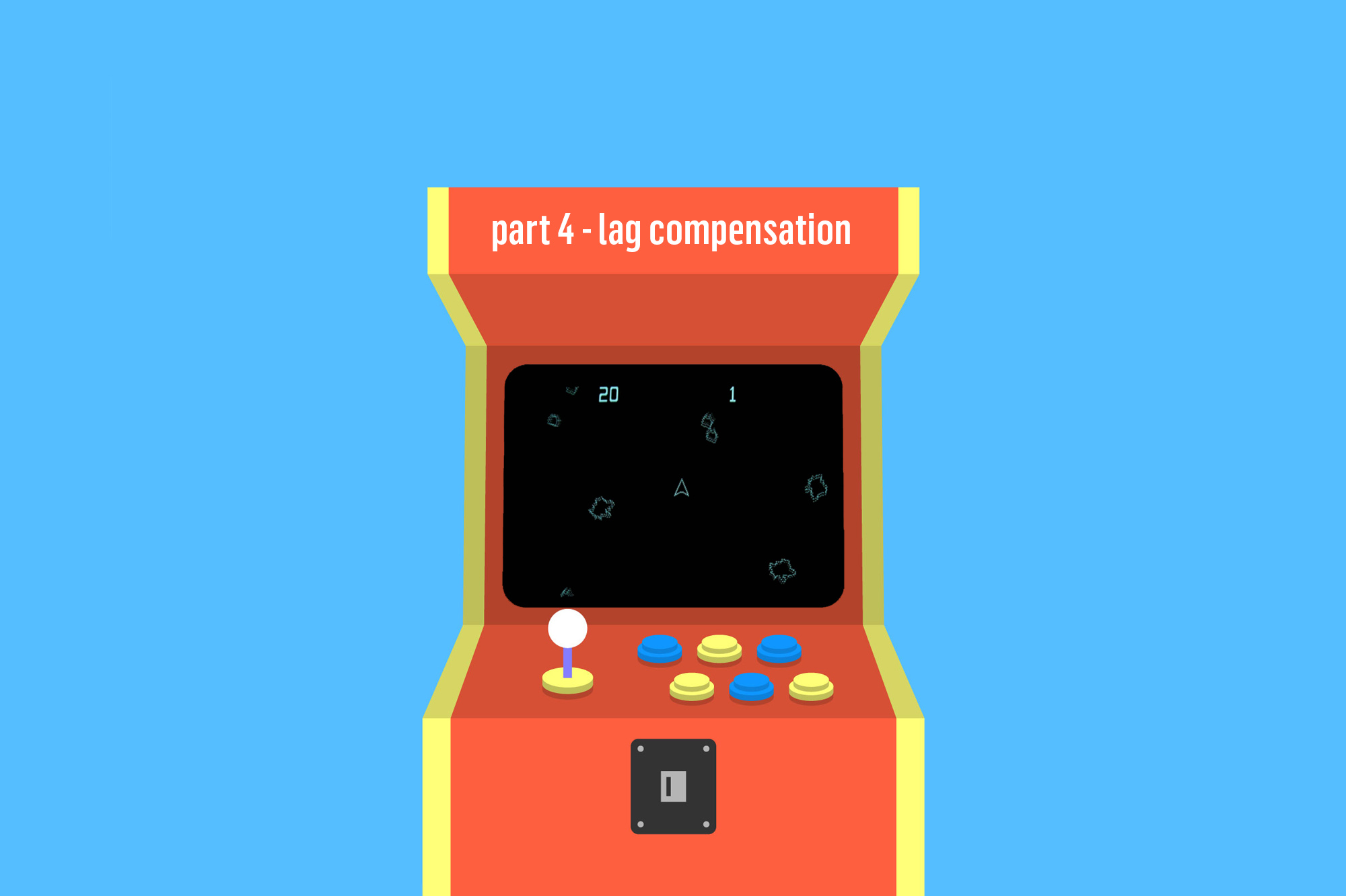 How to lag compensate java/libgdx game