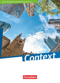 Context - Berlin/Brandenburg/Mecklenburg-Vorpommern - Ausgabe 2019: Schülerbuch: Kartoniert