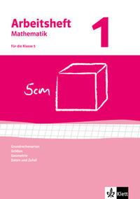 Grundrechenarten, Größen, Geometrie, Daten und Zufall. Ausgabe ab 2009: Arbeitsheft mit Lösungsheft Klasse 5 (Arbeitsheft Mathematik)