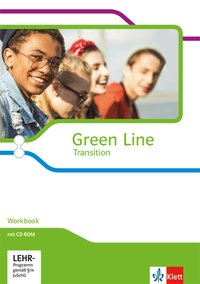 Green Line Transition: Workbook mit CD-ROM Klasse 10 (G8), Klasse 11 (G9) (Green Line Oberstufe. Ausgabe ab 2018)