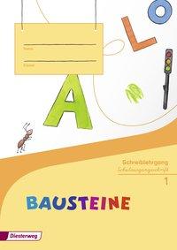 BAUSTEINE Fibel - Ausgabe 2014: Schreiblehrgang SAS