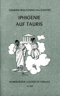 Hamburger Lesehefte, Nr.13, Iphigenie auf Tauris