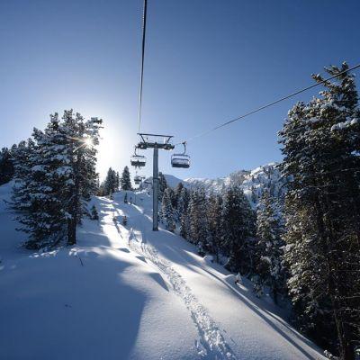 Aggiornamento da Alpe Cermis
