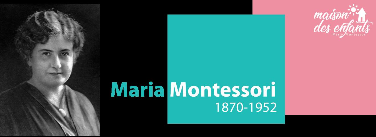 Entete Maria Montessori
