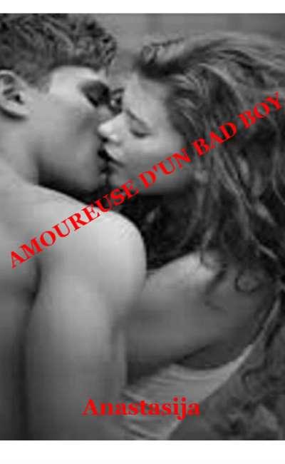 Image de couverture de Amoureuse d'un bad boy