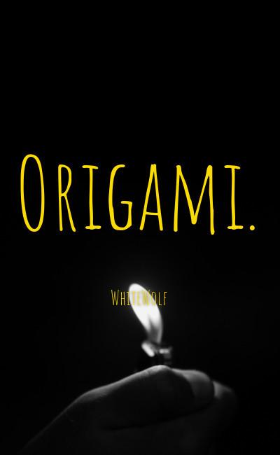 Image de couverture de Origami.
