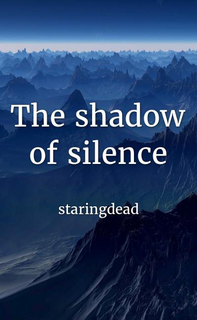 Image de couverture de The shadow of silence