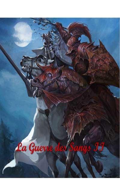 Image de couverture de La Guerre des Sangs II