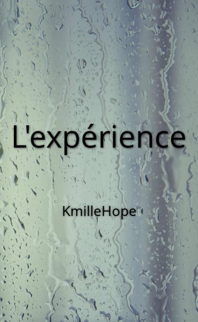 Image de couverture de L'expérience