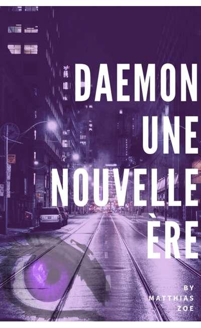 Image de couverture de Daemon