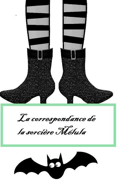 Image de couverture de La correspondance de la sorcière Mélula
