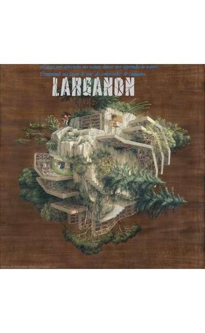 Image de couverture de Larganon