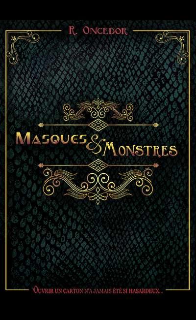 Image de couverture de Masques & Monstres