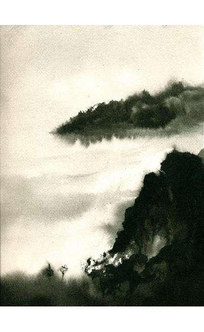 Image de couverture de De silence et d'encre