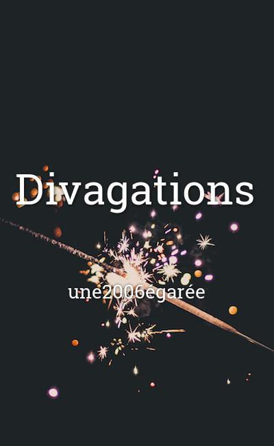 Image de couverture de Divagations