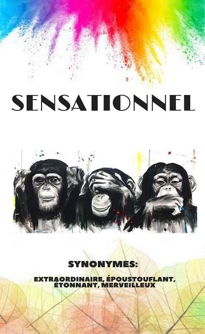 Image de couverture de Sensationnel