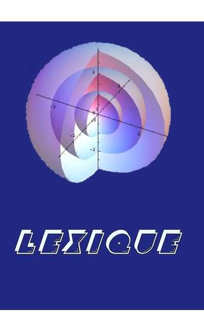 Image de couverture de Lexique