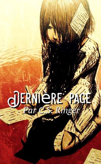 Image de couverture de Dernière page