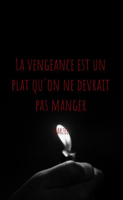 Image de couverture de La vengeance est un plat qu'on ne devrait pas manger