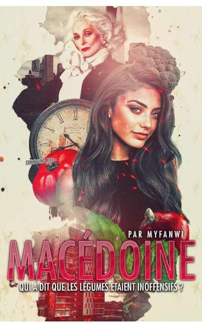 Image de couverture de Macédoine