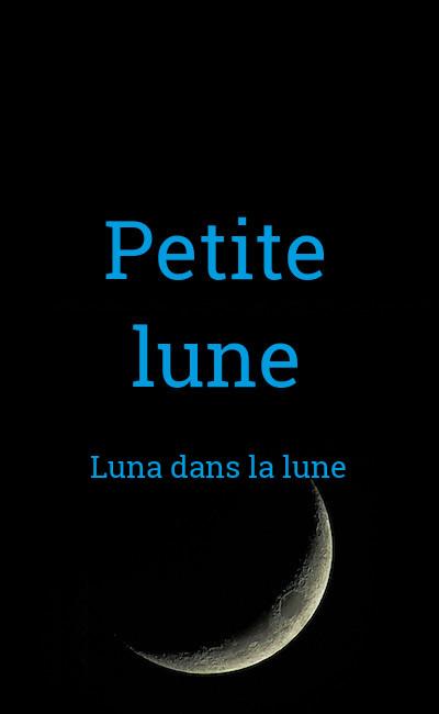 Image de couverture de Petite lune