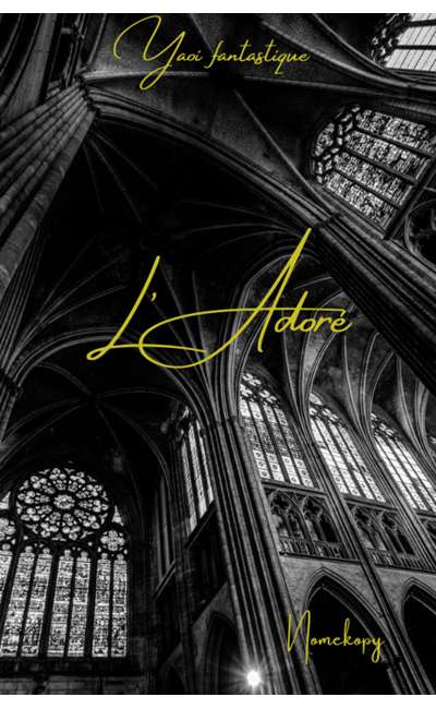 Image de couverture de L'adoré