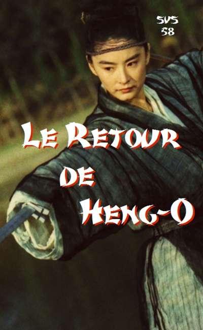 Image de couverture de Le retour de Heng-O