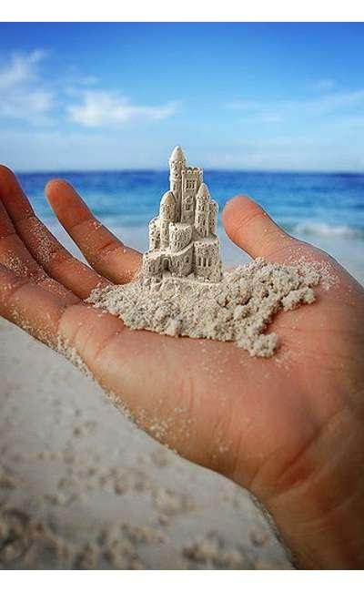 Image de couverture de Le château de sable