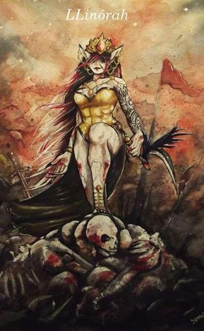 Image de couverture de LLinôrah