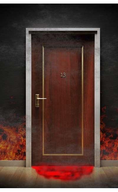 """Image de couverture de Réponse à """"Apparemment 13"""""""
