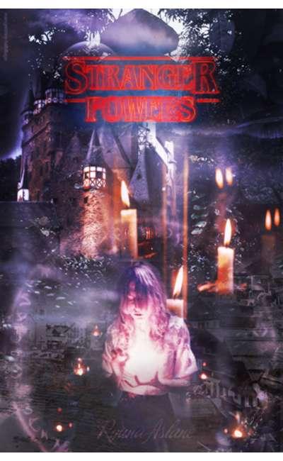 Image de couverture de Stranger-Powers