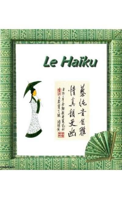 Image de couverture de Recueil d haikus