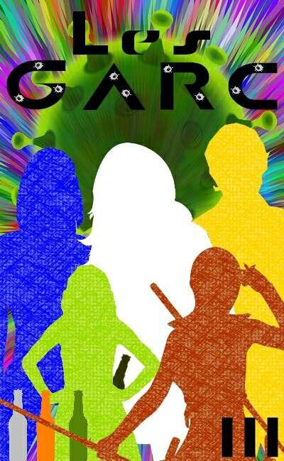 Image de couverture de Les guerriers de l'arc-en-ciel 3 : Jusqu'au bout du monde