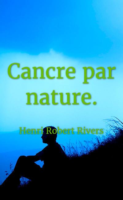 Image de couverture de Cancre par nature.