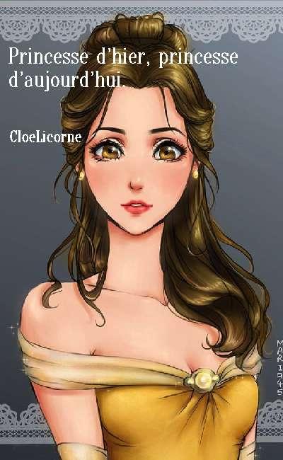 Image de couverture de Princesse hier, princesse aujourd'hui