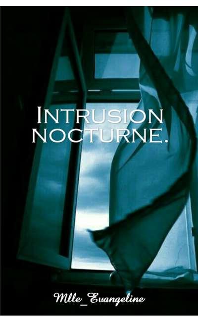 Image de couverture de Intrusion nocturne.
