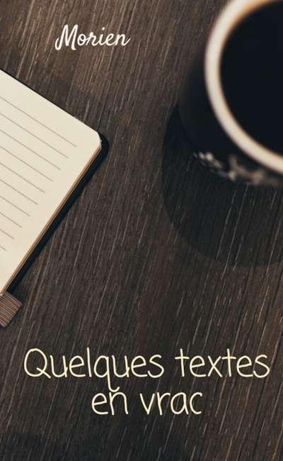 Image de couverture de Quelques textes en vrac
