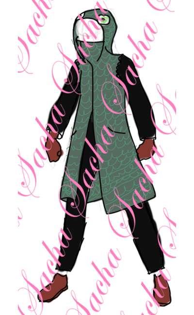 Image de couverture de Lysandre.