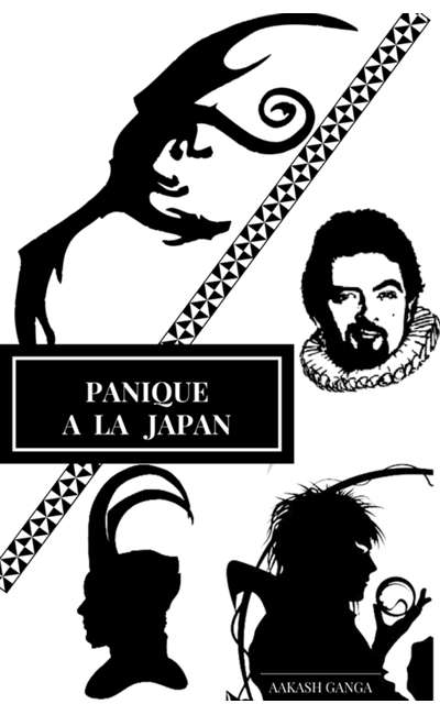 Image de couverture de Panique à la Japan !