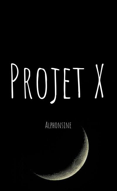 Image de couverture de Projet X