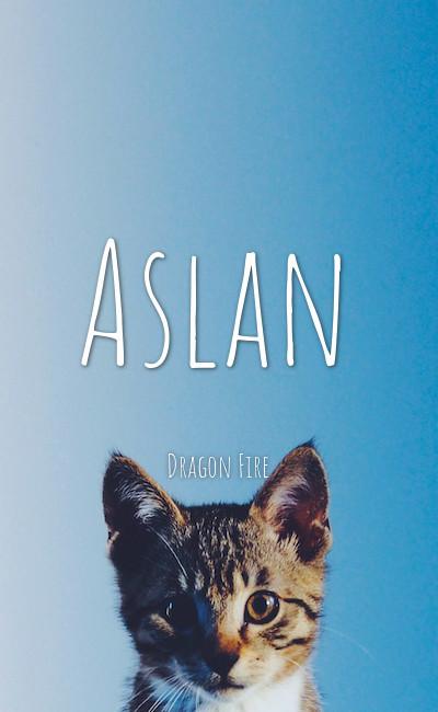 Image de couverture de Hybrides Tome 1 : Aslan