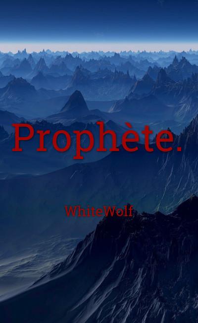 Image de couverture de Prophète.